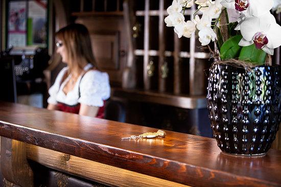 Hotel Seewinkel: Reception