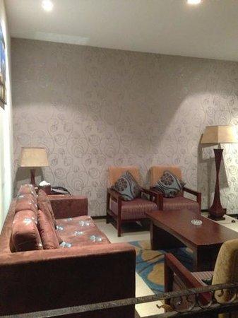 Emirates Park Resort: setting area