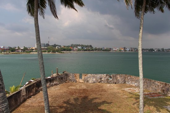 View from the Black Fort