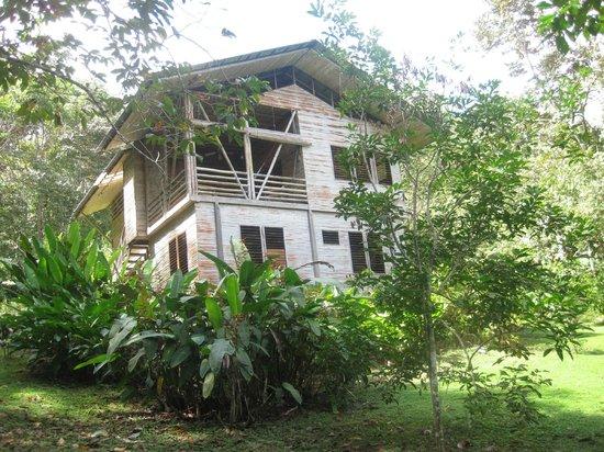 Casa Bambu Resort:                   La Sonrisa