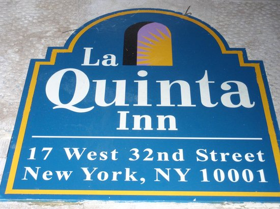 La Quinta Inn & Suites Manhattan: ...targa esplicativa.
