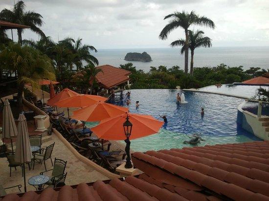 Hotel Parador: piscina