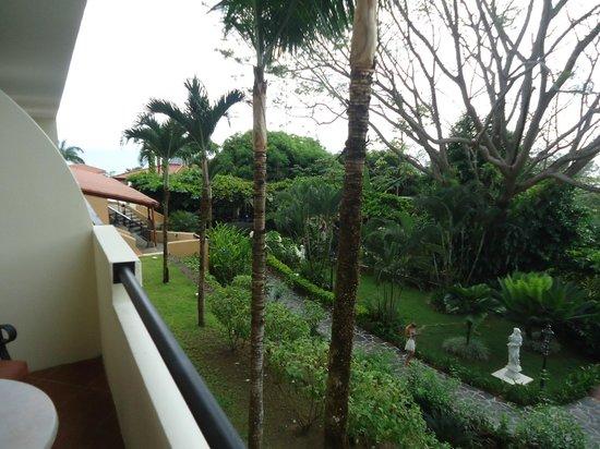 Hotel Parador: vistas desde la habitación