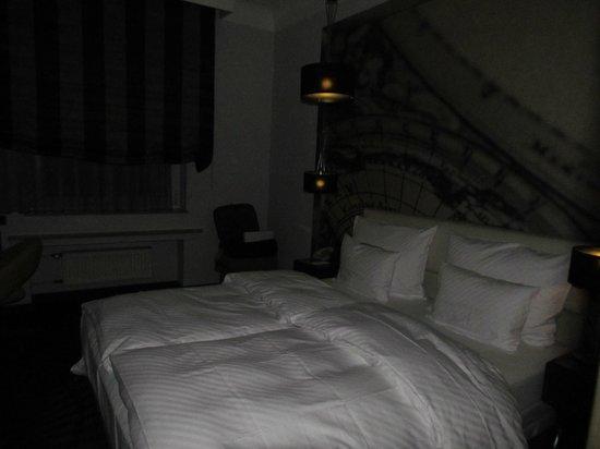 Le Meridien Grand Hotel Nurnberg:                   Camera