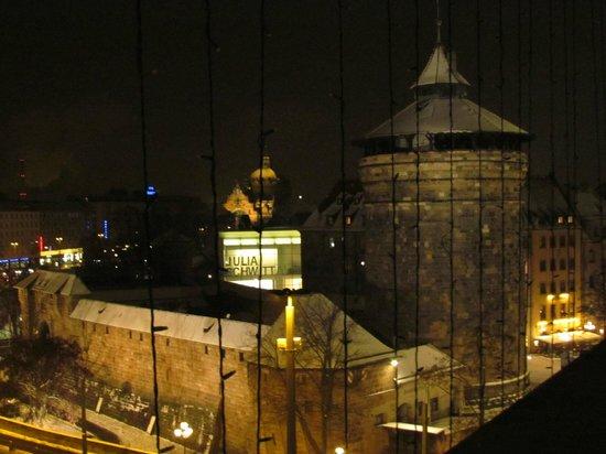 Le Meridien Grand Hotel Nurnberg:                   vista