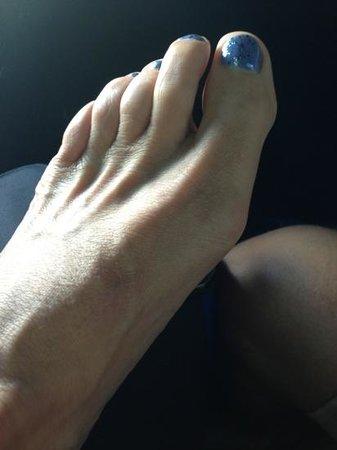 pretty toe polish not so pretty toes picture of spa e miami