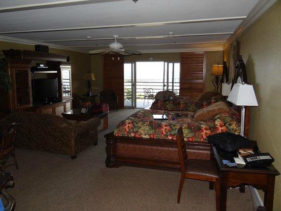 باسيفيك تيراس هوتل:                   Spacious 2 Queen Bed Room                 