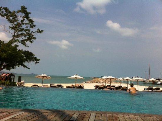 Deva Samui Resort & Spa:                   pool