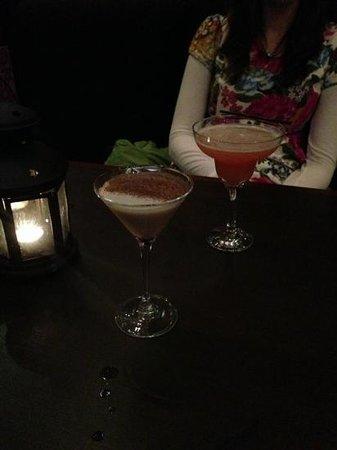 HG1 Bar:                   Cocktails