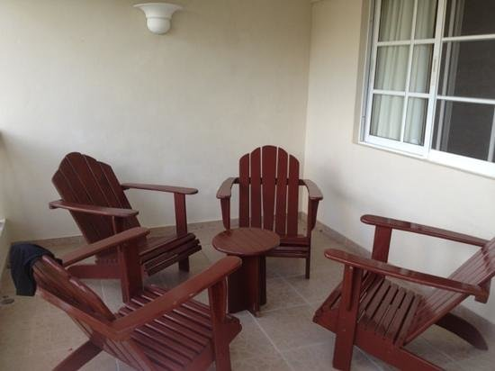 Presidential Suites A Lifestyle Holidays Vacation Resort:                                     residential suites-patio