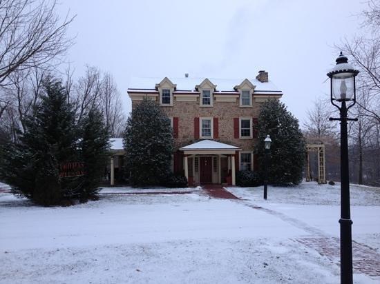 Joseph Ambler Inn:                   Thomas Wilson House