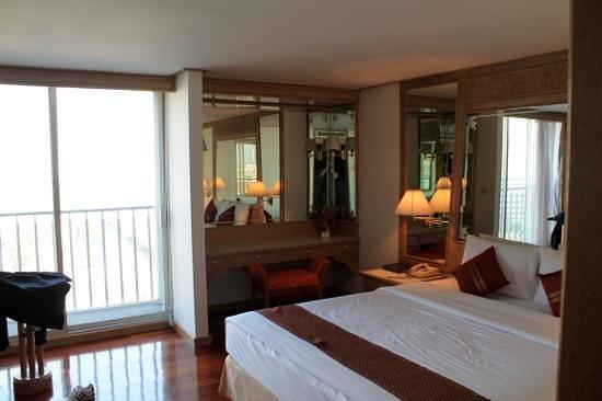Montien Hotel Bangkok:                   chambre standard