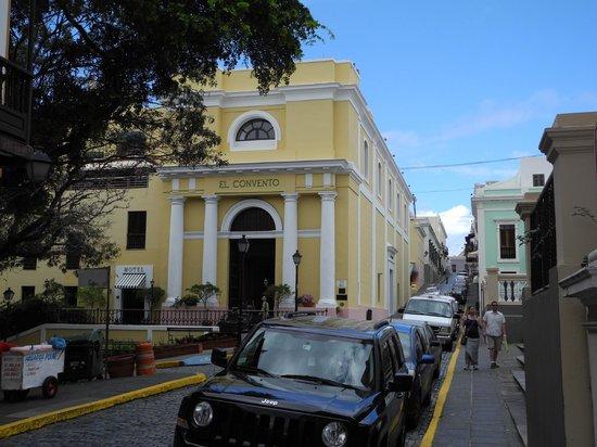 Hotel El Convento:                   El Convento
