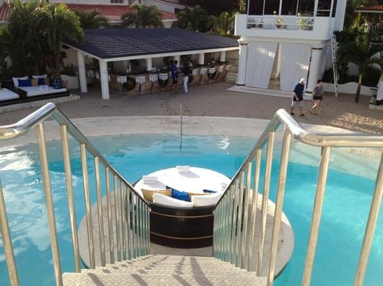 Presidential Suites A Lifestyle Holidays Vacation Resort:                                     VIP Pool - upper level