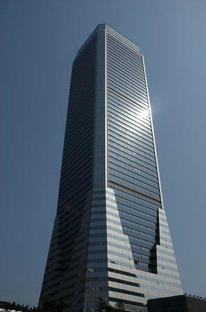 Crowne Plaza Guangzhou City Centre: 63 storey hotel tower