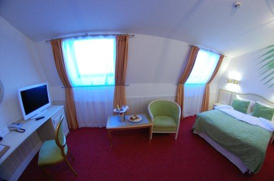 Residence Hotel & SPA:                   Номер 4 этажа
