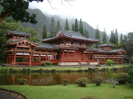 Byodo-In Temple 사진