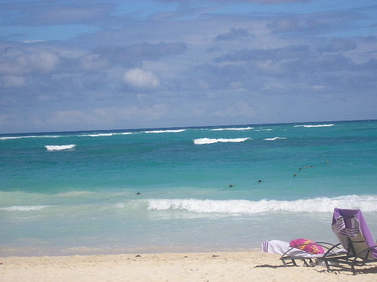 Paradisus Punta Cana Resort:                                                       Paradisus Beach