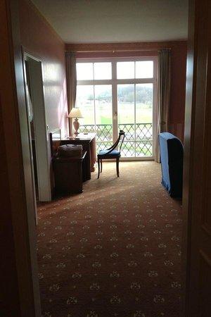 Golfclub Schloss Teschow:                   Zimmer