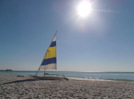 Sandcastle Resort at Lido Beach:                   Lido Beach