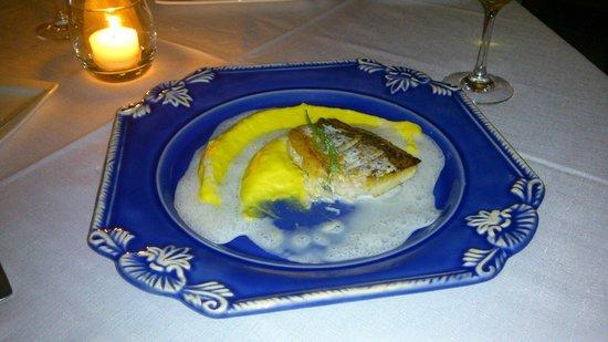 BEST WESTERN PREMIER Majestic:                   Prato servido no restaurante.. delicioso