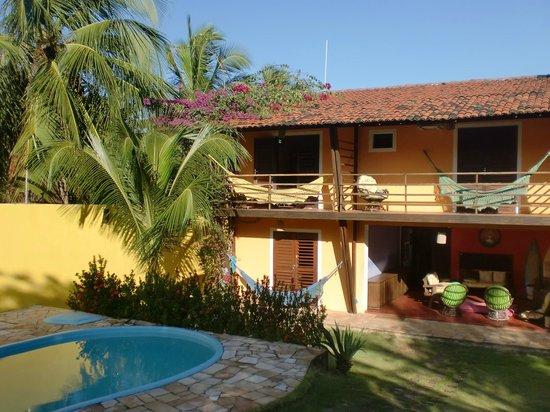 Pipa Hostel: Piscina/ Swimming Pool