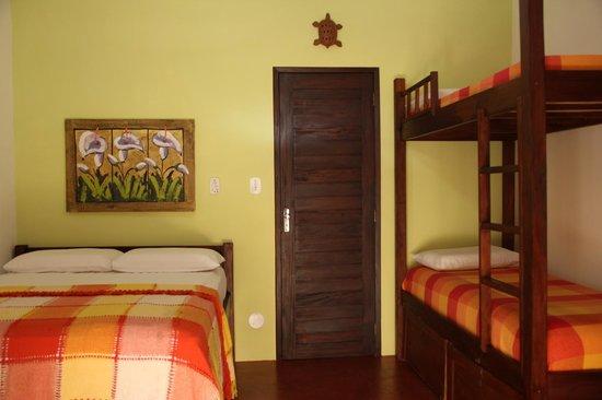 Pipa Hostel: Quarto de família/ Family Room/ Habitaciones Familia