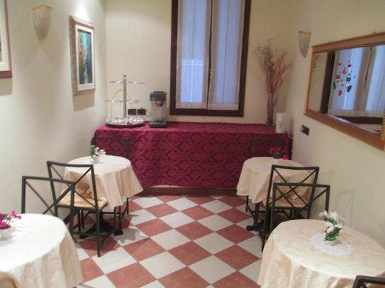 Residenza Ca' San Marco: breakfast area