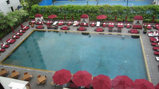 The Sukhothai Bangkok: La piscine