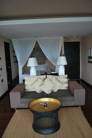 Mantra Samui Resort:                   day room