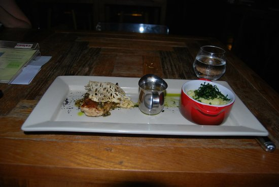 Mantra Samui Resort:                   Another delicous dish