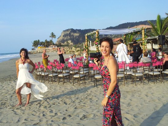 Palmazul Hotel & Spa:                   wedding decoration
