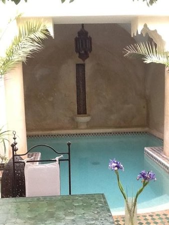 Riad Dar Dialkoum: The Pool