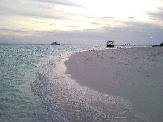 Asdu Sun Island: tramonto