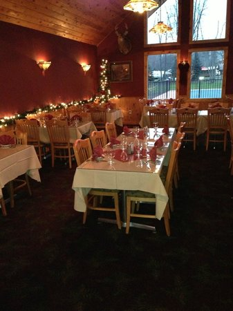 1881 Steakhouse : Dining Room