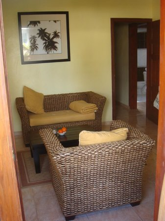 whala!bavaro:                   Our suite was very spacious.
