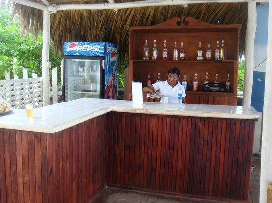 whala!bavaro:                   Bar at the beach. Great staff!