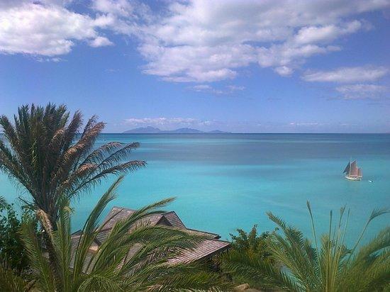 COCOS Hotel Antigua:                   Morning sun