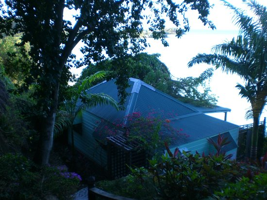 COCOS Hotel Antigua:                   Little house by the sea