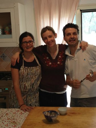 Velia's Cooking Style: Teachers