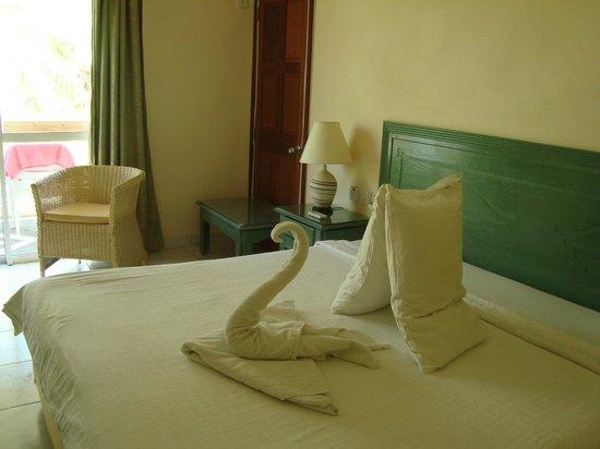 Silver Beach Hotel:                   chambre