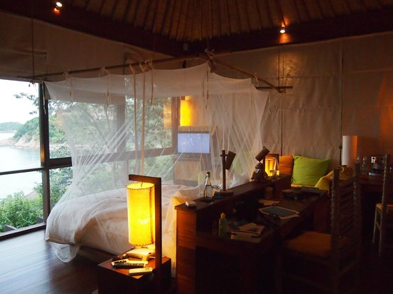 Six Senses Samui: Bedroom