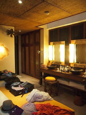 Six Senses Samui: Bathroom