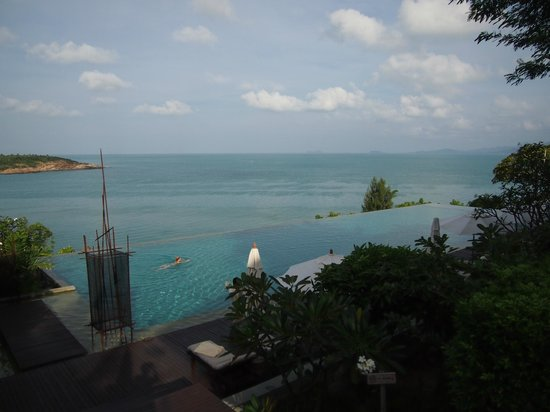 Six Senses Samui: one of the most generous pool in Samui