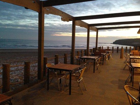Tynemouth Restaurant On Beach