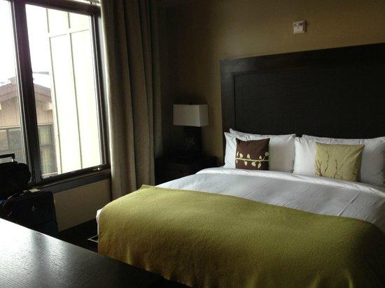 Hotel Terra Jackson Hole, A Noble House Resort:                   The room
