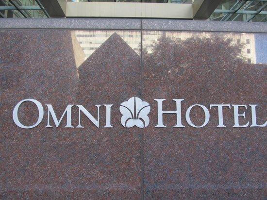 Omni Austin Hotel Downtown:                   Exterior