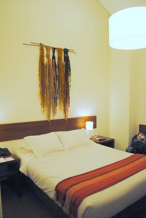 Tierra Viva Cusco Plaza:                   Second floor room
