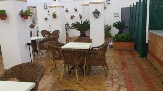 Hotel Murillo: LA TERRASSE