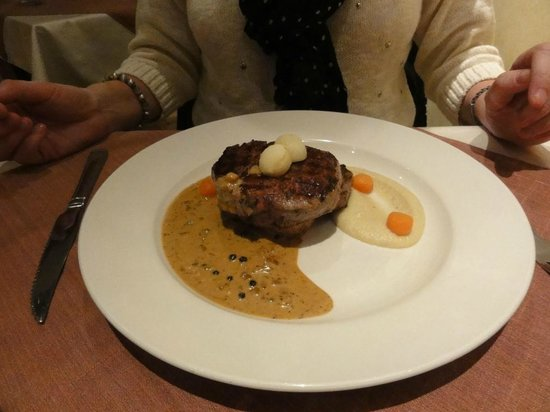 Taste Matters:                   My wife's fillet